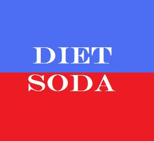 Drinking diet soda may increase the risk of heart problems